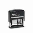 4817 - Trodat Self-Inking Phrase & Date Stamp Date